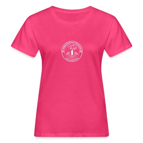 Original Vintage Logo Mädels Shirt - Frauen Bio-T-Shirt