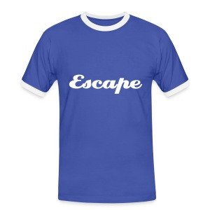 T-shirt Escape - T-shirt contrasté Homme
