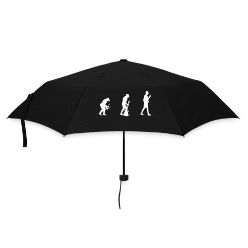Schirm-Schwarz - Regenschirm (klein)