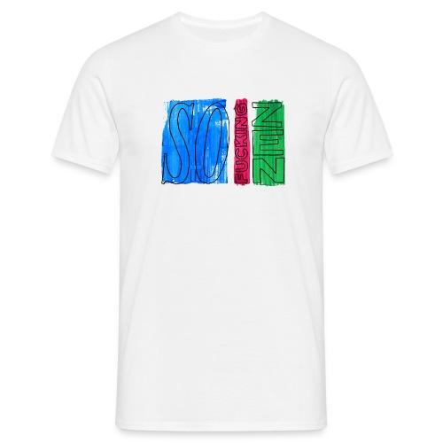 zen - Men's T-Shirt