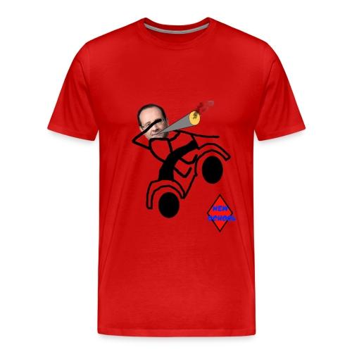 dab françois holllande t shirt - T-shirt Premium Homme