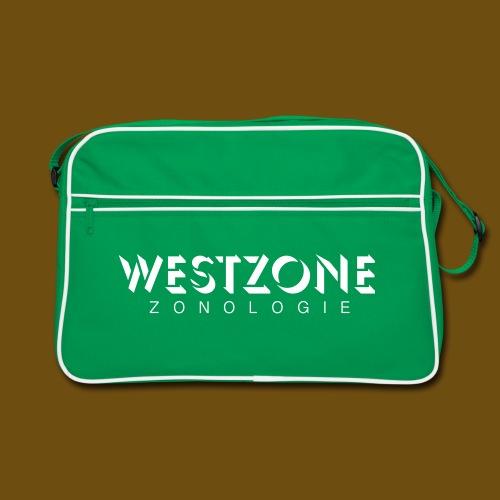 Tasche mit Logo - Retro Tasche