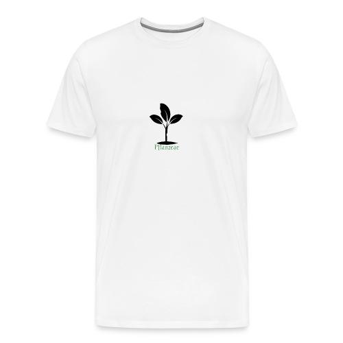 Männer Premium T-Shirt - PflanzeaeDE - Männer Premium T-Shirt