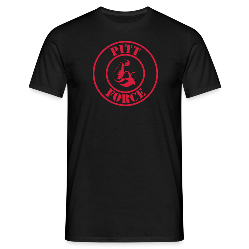 PITT Force Classic - Männer T-Shirt