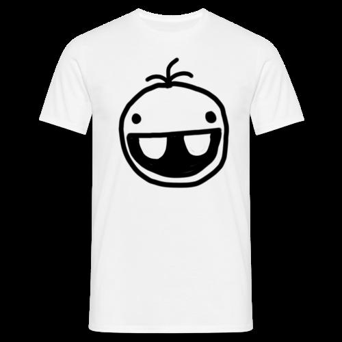 T-Shirt - Maxicomicgesicht - Männer T-Shirt