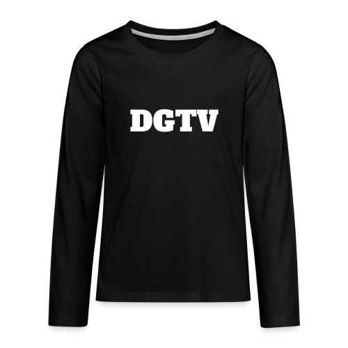 Sweater DutchGamingTV, Kids - Teenager Premium shirt met lange mouwen