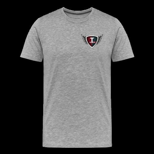 Tmotions M Logo - Men's Premium T-Shirt