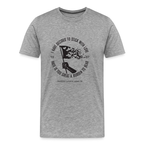 Martin Luther King jr. - Men's Premium T-Shirt