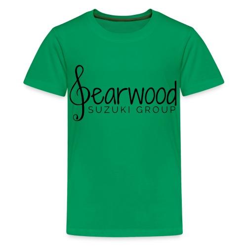 Teenager's T-Shirt - Teenage Premium T-Shirt