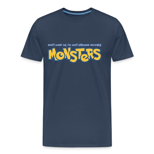 Monsters - Men's Premium T-Shirt