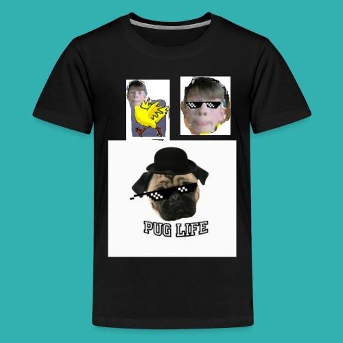 Teenagers SHIRT - Teenage Premium T-Shirt