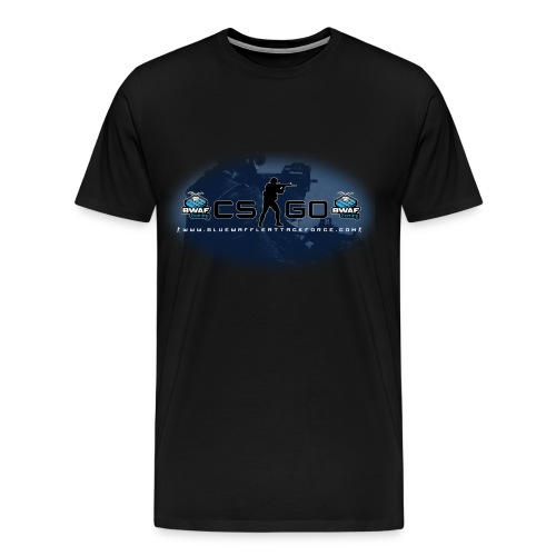 BWAF:GO 2016 Black - Men's Premium T-Shirt