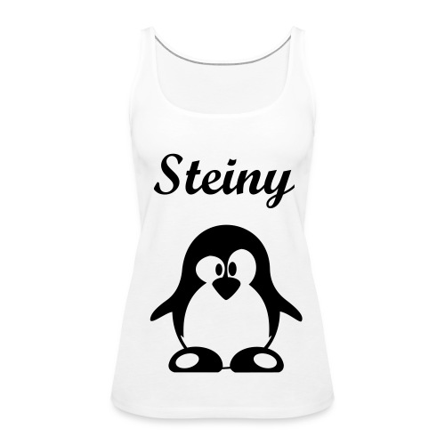 Steiny Frauen Top - Frauen Premium Tank Top