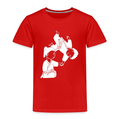 Kampfkunst Kampfsport Kinder - Kinder Premium T-Shirt