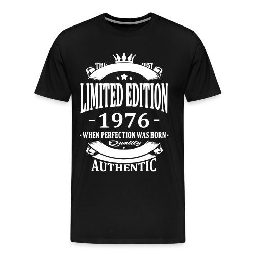 Limited Edition - Mannen Premium T-shirt