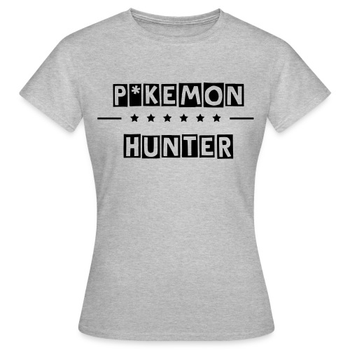 P#ke Girl Hunter - Frauen T-Shirt