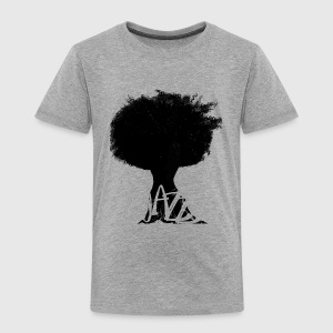 Jazz tree Shirts - Kids' Premium T-Shirt