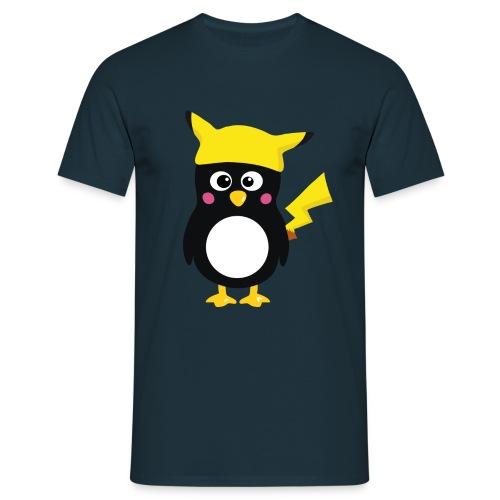 Pingouin Pikachu - T-shirt Homme