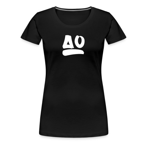 T-Shirt [mit Logo & Schriftzug] - GIRLS - Frauen Premium T-Shirt