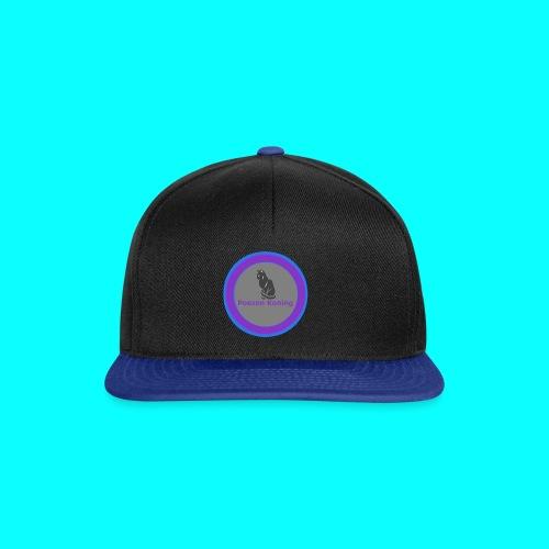 pet met logo Snapback - Snapback cap