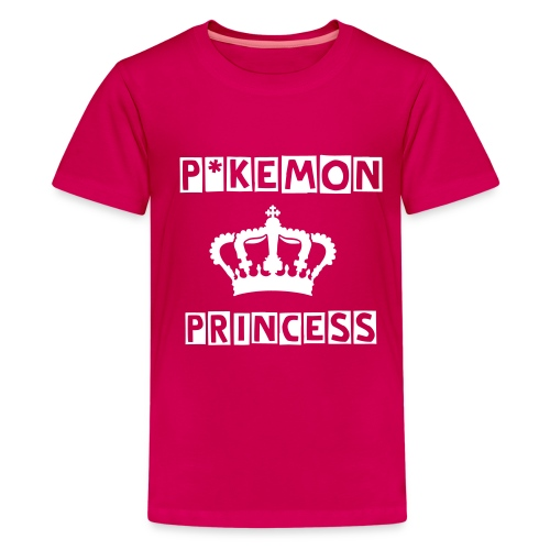 Little Princess Teen Shirt - Teenager Premium T-Shirt
