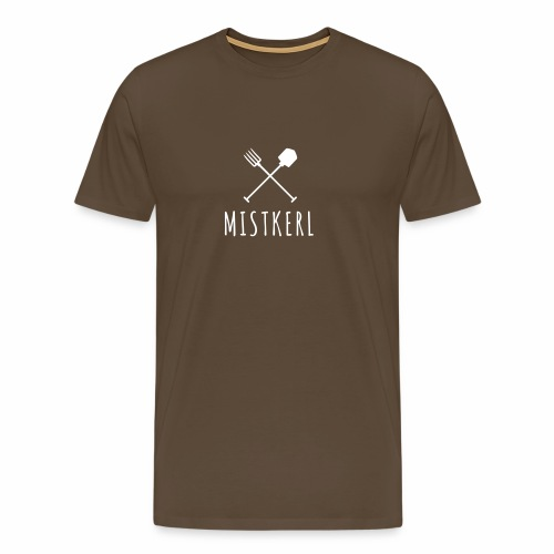 Mistkerl - Männer Premium T-Shirt