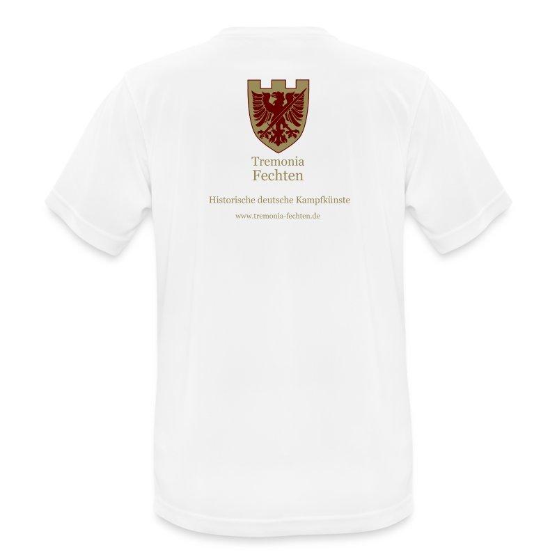 Funktionsshirt - Männer T-Shirt atmungsaktiv