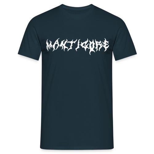 Mantigore Logo - Männer T-Shirt
