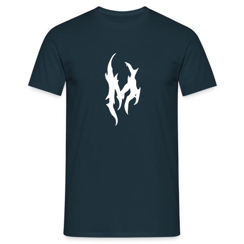Mantigore M Logo - Männer T-Shirt