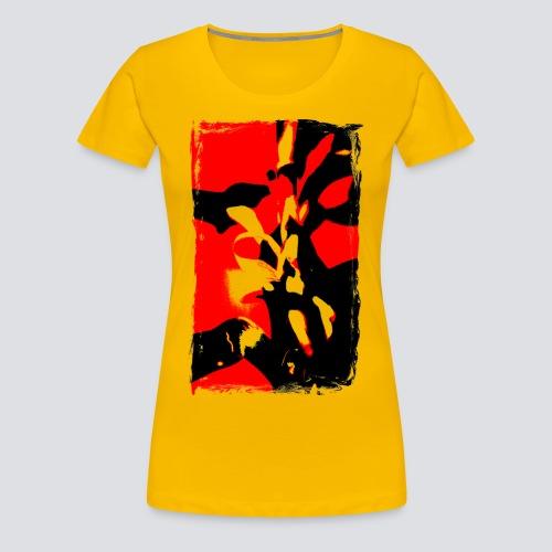 Cherry Jungle - Women - Women's Premium T-Shirt