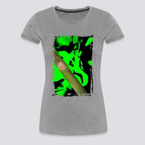 Bamboo Garden - Women - Women's Premium T-Shirt
