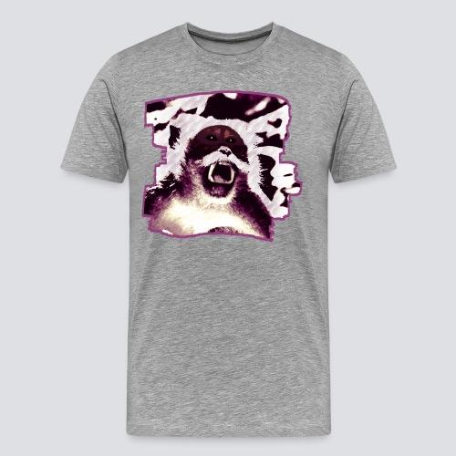 Angry Monkey - Men - Men's Premium T-Shirt