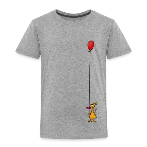 Luftballon - Kinder Premium T-Shirt