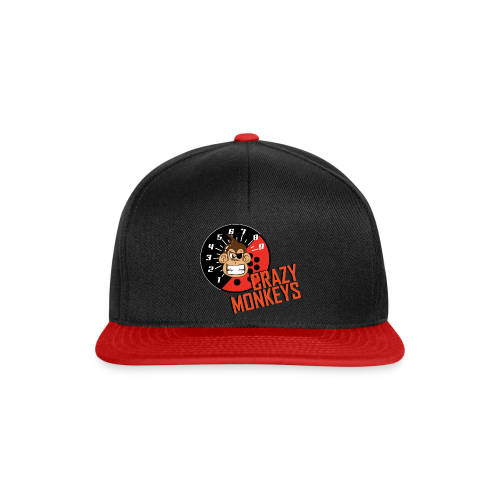 Crazy Monkeys Basecap - Snapback Cap