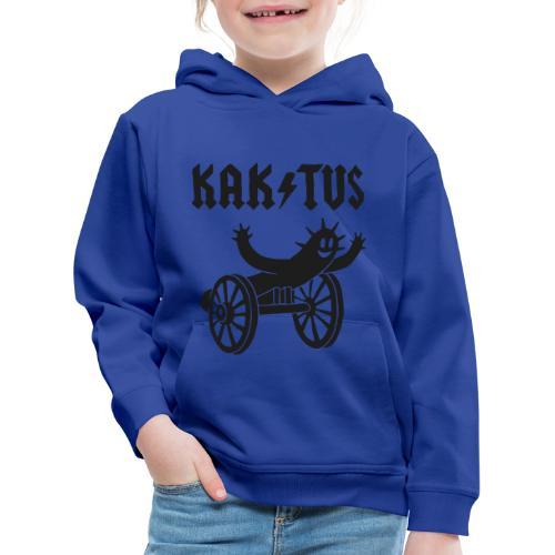 Kinderhoodie KAK / TUS mit Glitzerdruck - Kinder Premium Hoodie