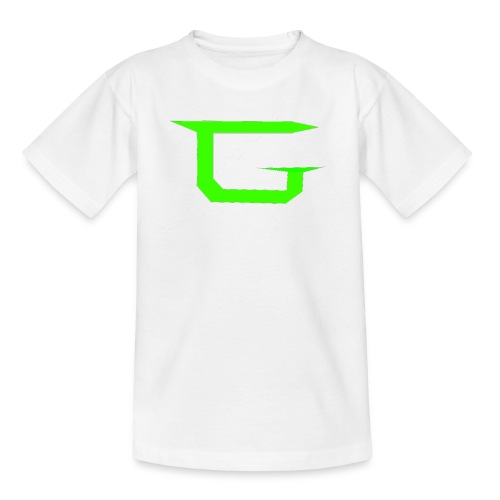 Green Light Gaming shirt - Kids' T-Shirt