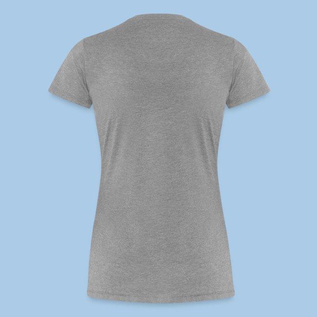 """Crazy hamster lady"" naisten t-paita"