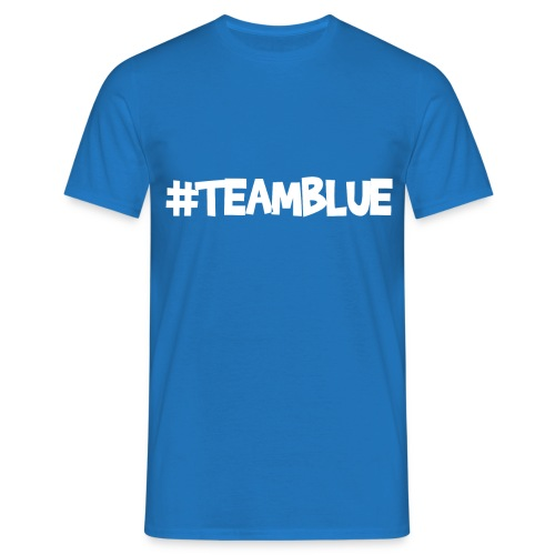 Pokemon Team Blue T-Shirt (Unisex) - Men's T-Shirt