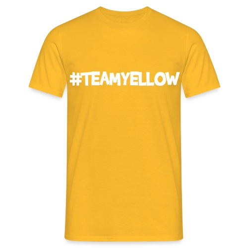 Pokemon Team Yellow T-Shirt (Unisex) - Men's T-Shirt