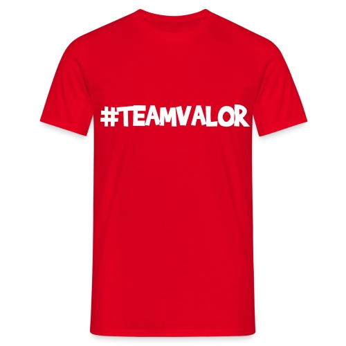 Pokemon Team Valor T-Shirt (Unisex) - Men's T-Shirt