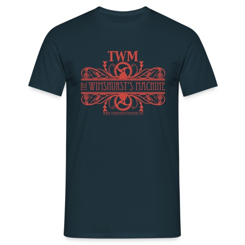 TWM Pastel Logo T-shirt  - Maglietta da uomo