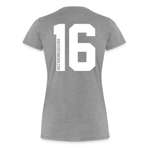 2016 Limited Edition (Dam) - Premium-T-shirt dam