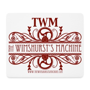TWM Mousepad - Tappetino per mouse (orizzontale)