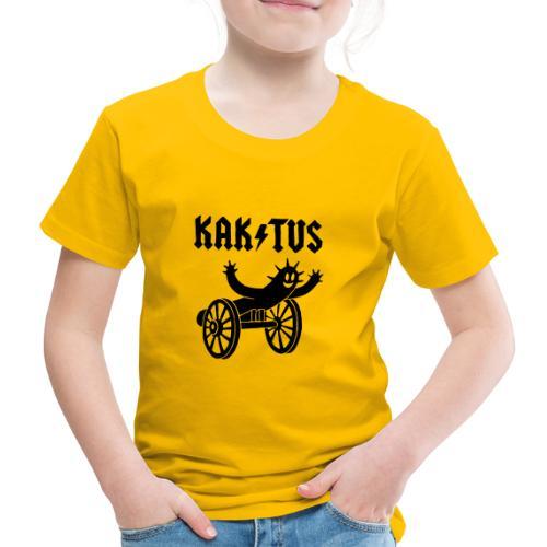 Kinder-Shirt KAK / TUS mit Flockdruck - Kinder Premium T-Shirt