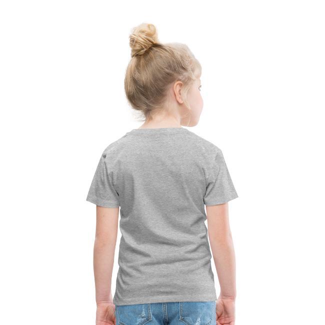 Kinder-Shirt Herz