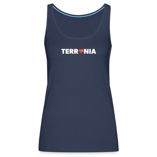 Terronia - Canotta premium da donna