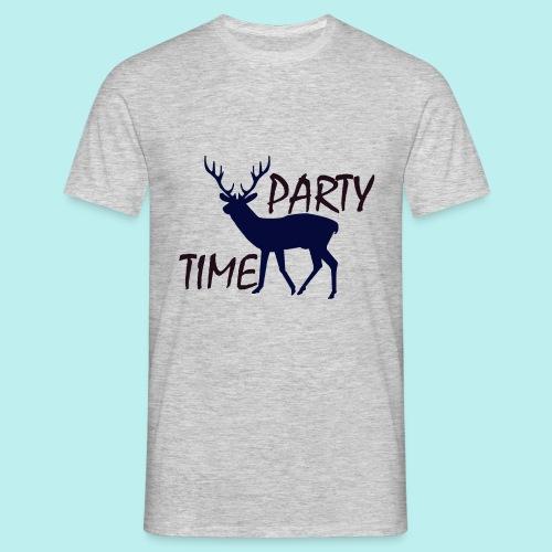 Party time - Men's T-Shirt