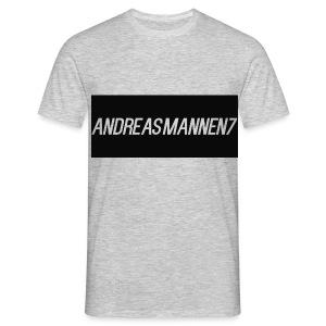 Andreasmannen7 T-Shorte - T-skjorte for menn