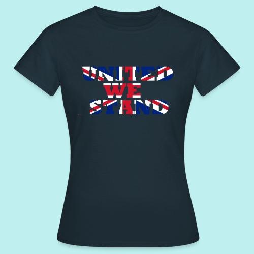 United we stand - Women's T-Shirt