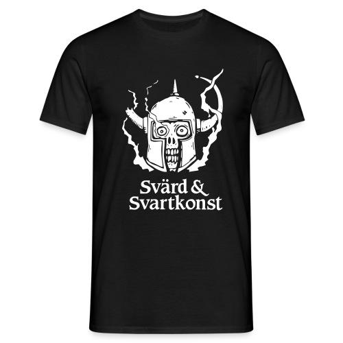 T-shirt, Dödskalle, herr - T-shirt herr
